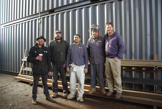 Prefabrication specialists