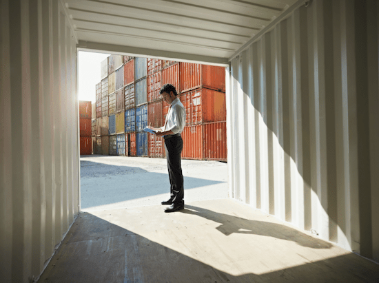 How to inspect your storage container for rent