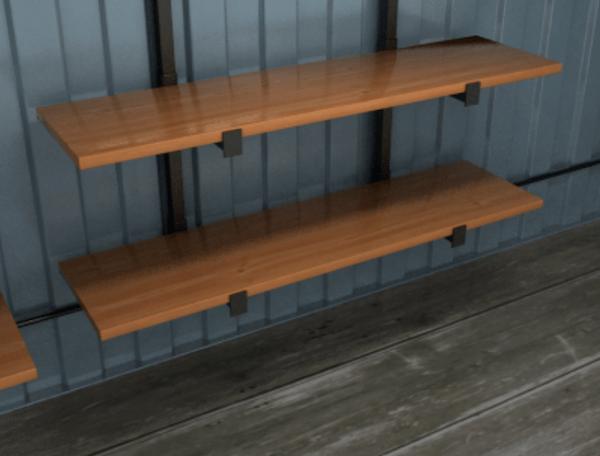 Portable Storage Shelving