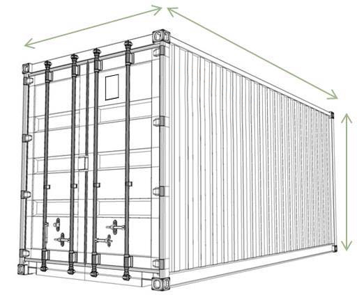 Shipping Container Dimensions