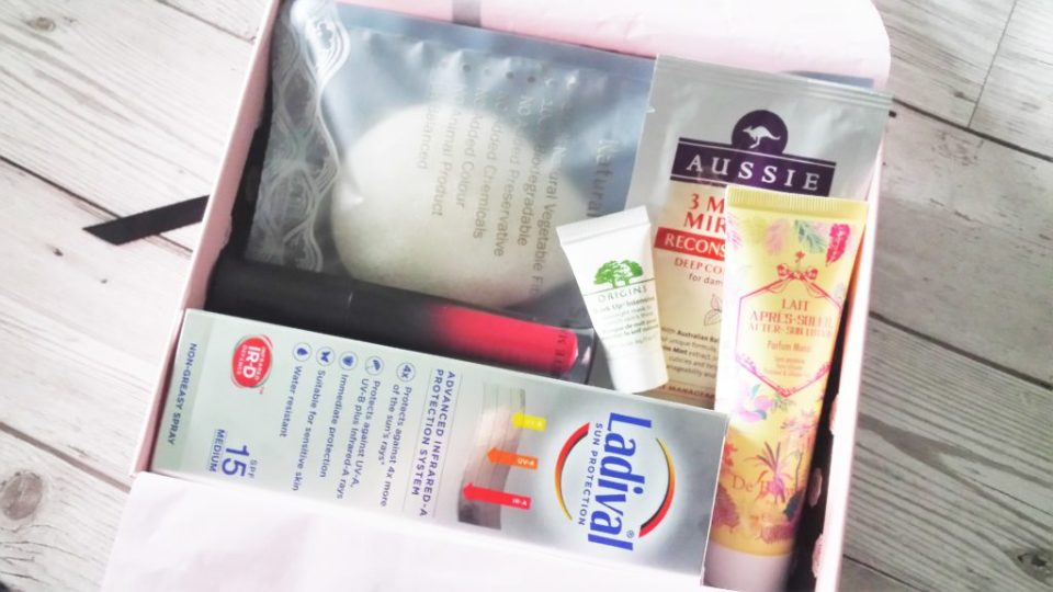 Glossybox Reveal and Review June 2016