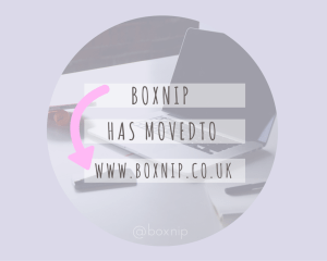 Boxnip - My new Domain