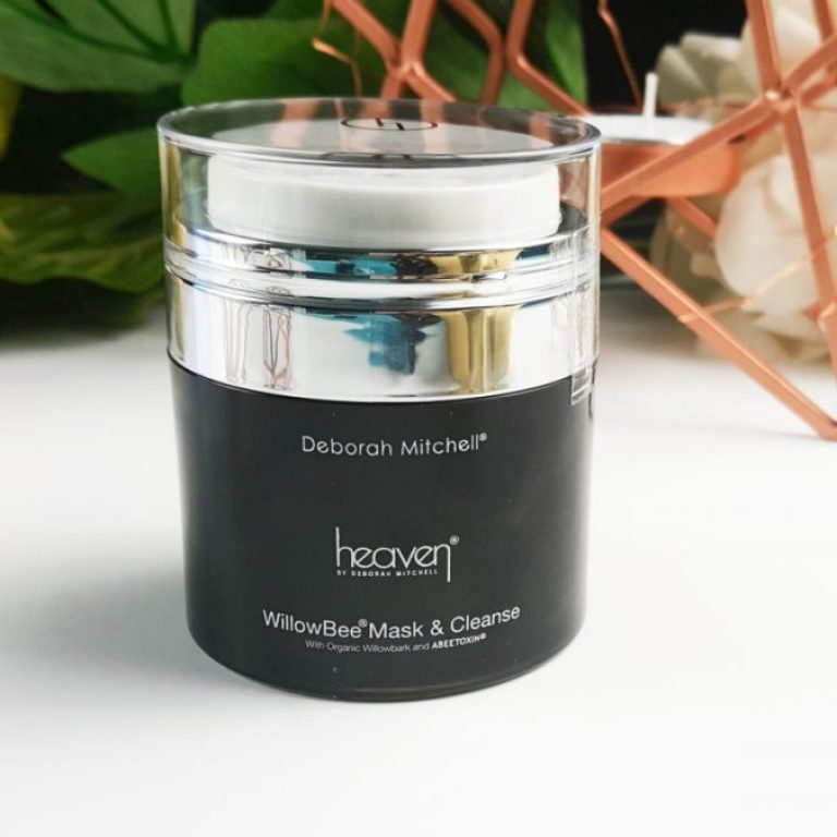 Heaven® Skincare WillowBee® Mask & Cleanse
