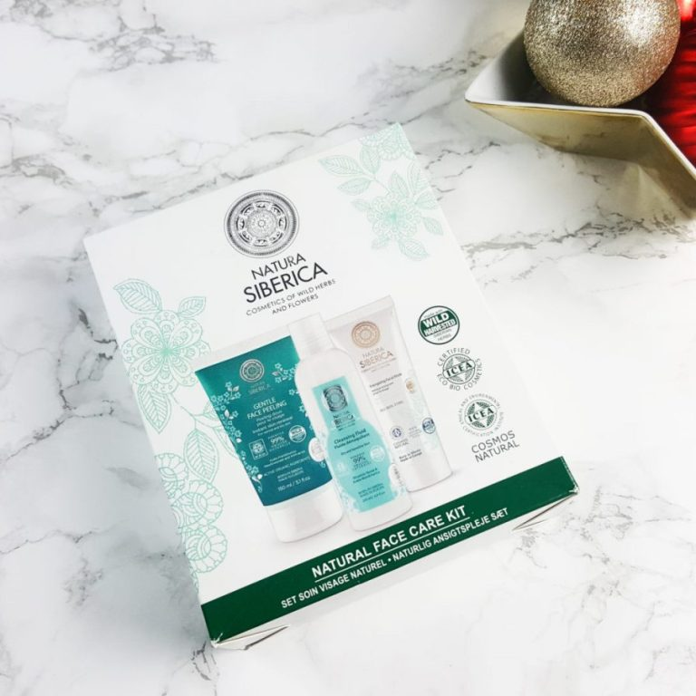 Natura Siberica Face Care Kit - Naturally Better For You