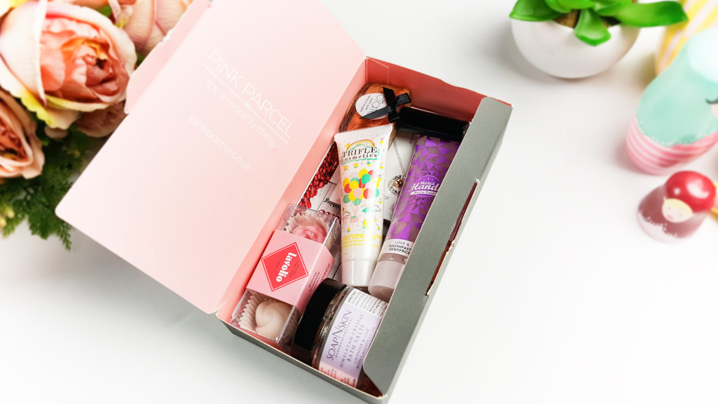 February Pink Parcel