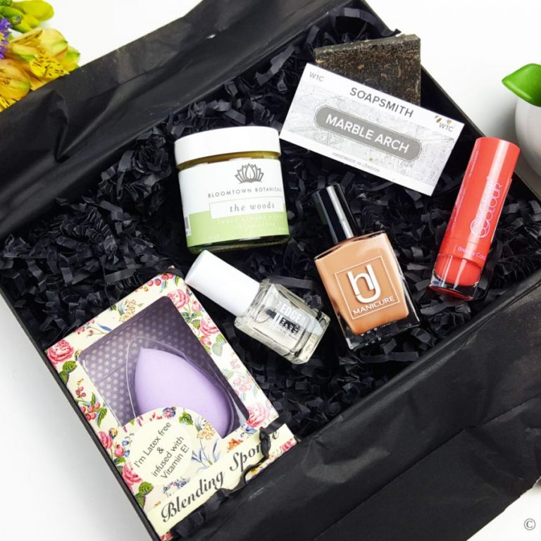 March Little-Known Box