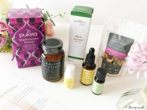 March Natural Wellness Box