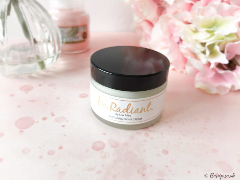 Be Radiant by Lisa Riley