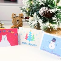 Free Fonts that Make Designing Your Own Christmas Cards Easy
