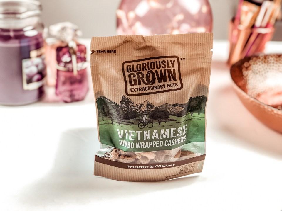 Gloriously Grown Vietnamese Jumno Wrapped Cashews - December 2019 Degusta Box
