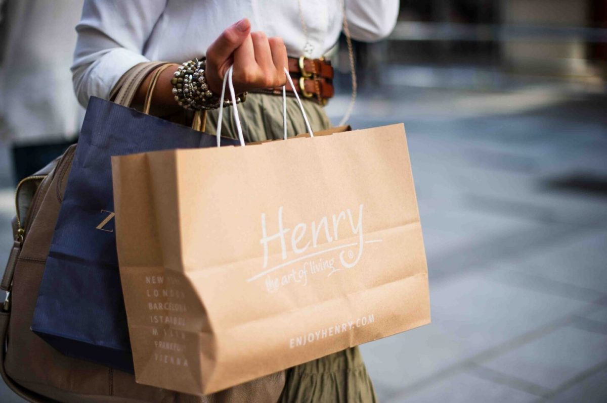 Is Retail Therapy Real?