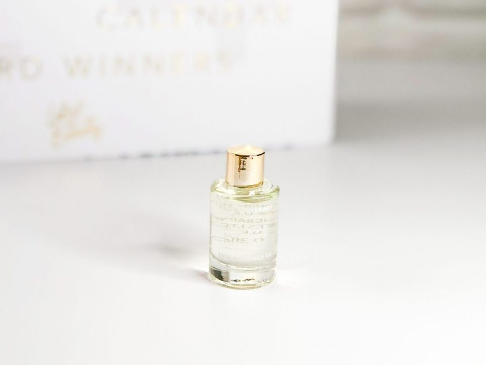 Aromatherapy Associates Support Lavender and Peppermint Bath & Shower Oil - Beauty Calendar: The Award Winners