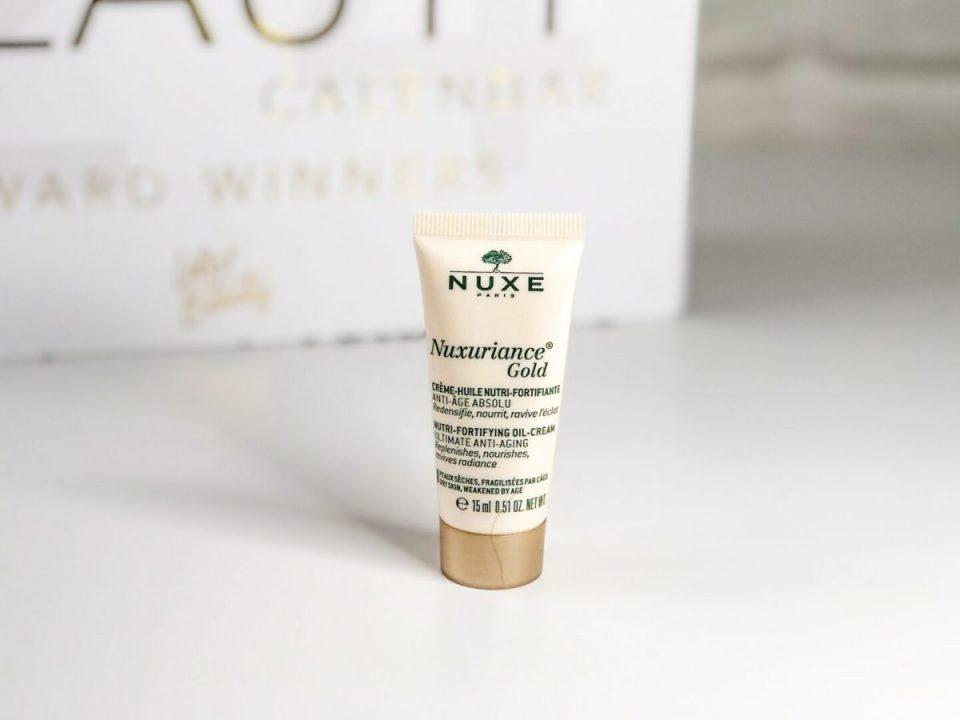 Nuxe Nuxuriance Gold Oil Cream - Beauty Calendar: The Award Winners