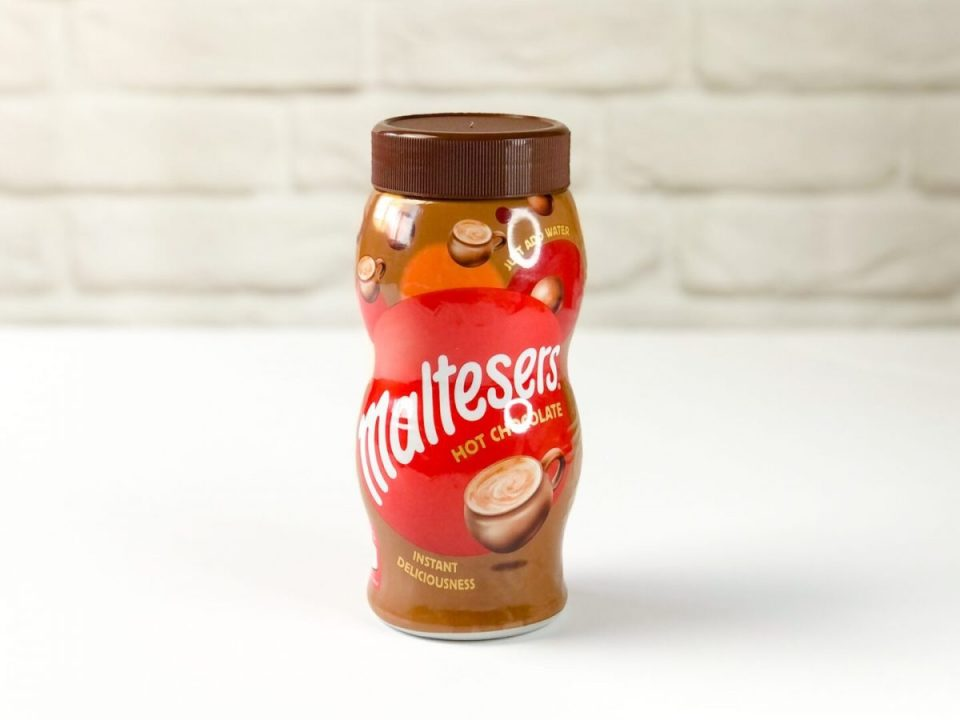 Maltesers® Instant Hot Chocolate - Degusta Box October 2020
