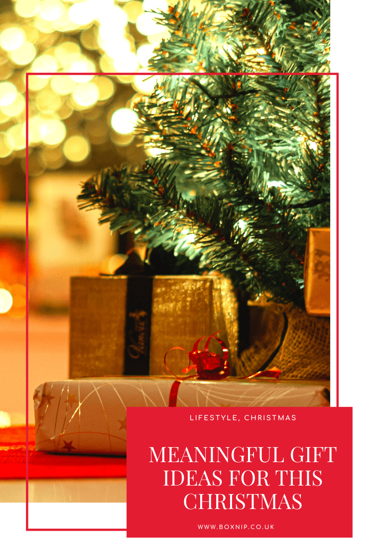 Meaningful Gift Ideas For This Christmas