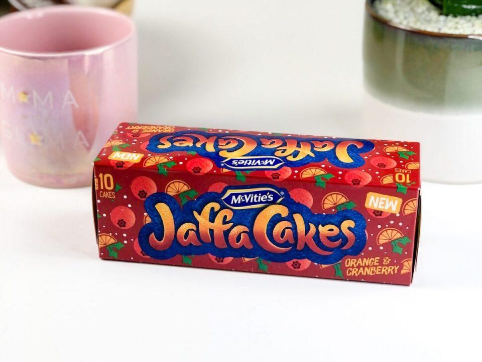 Jaffa Cakes Orange and Cranberry - Degusta Box November 2020
