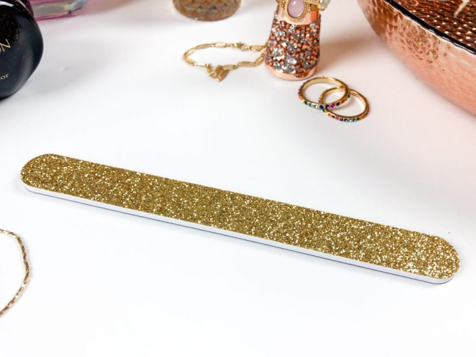 Sparkly Nail File