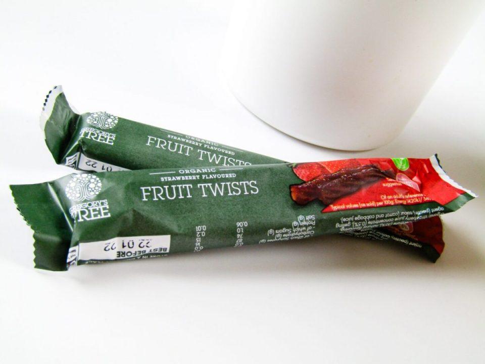 Gregory's Tree Fruit Twists