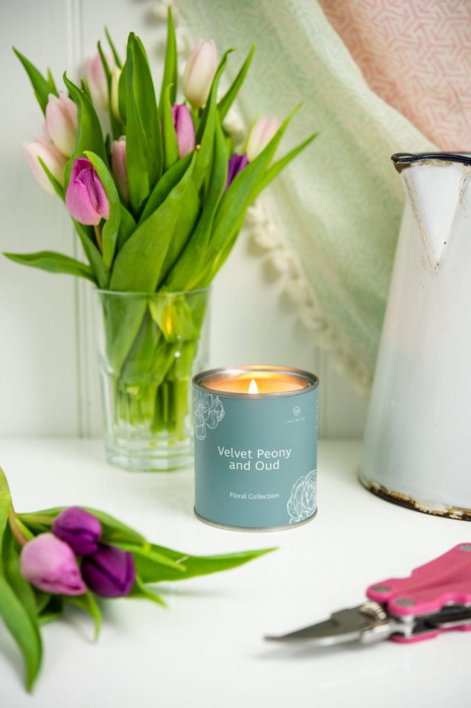 Fragranced Soy Candle From ChilliWinter