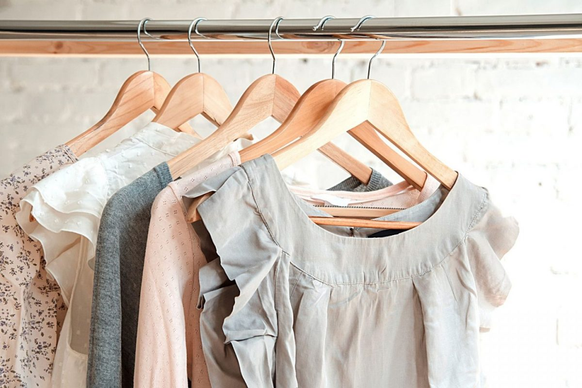 How to change your wardrobe over from Winter to Summer