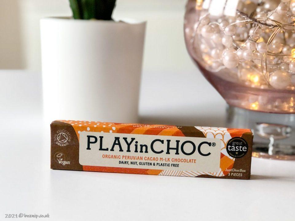 PLAYin Choc JustChocBox M.LK