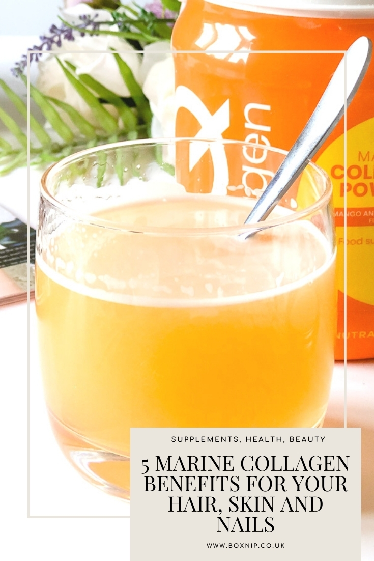 5 Marine Collagen Benefits for Your Hair, Skin and Nails