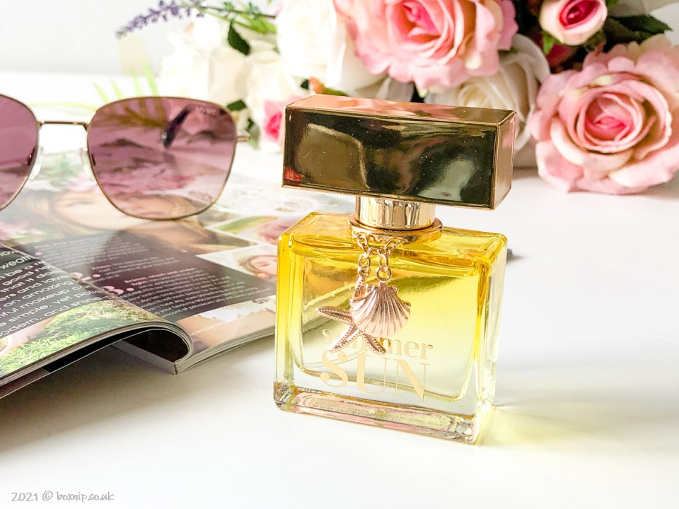 Summer Sun fragrance