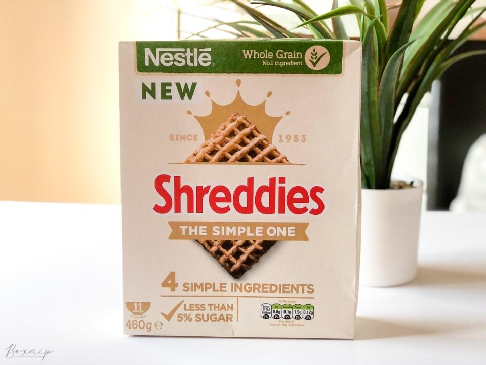 Shreddies The Simple One