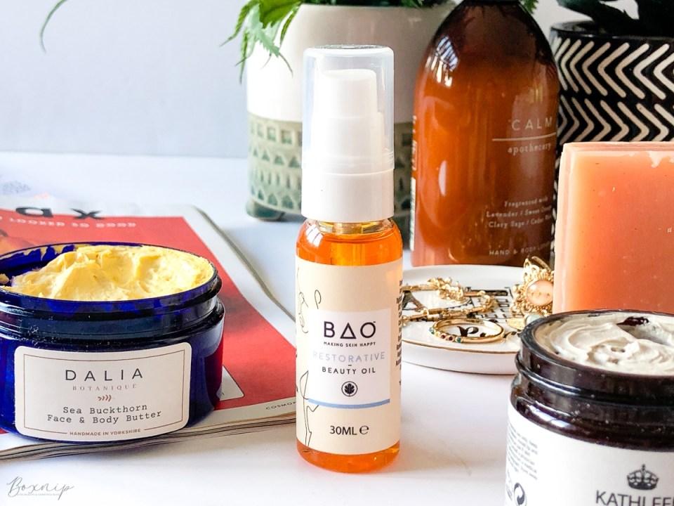 BAO Skincare Restorative Beauty Oil - £27.99