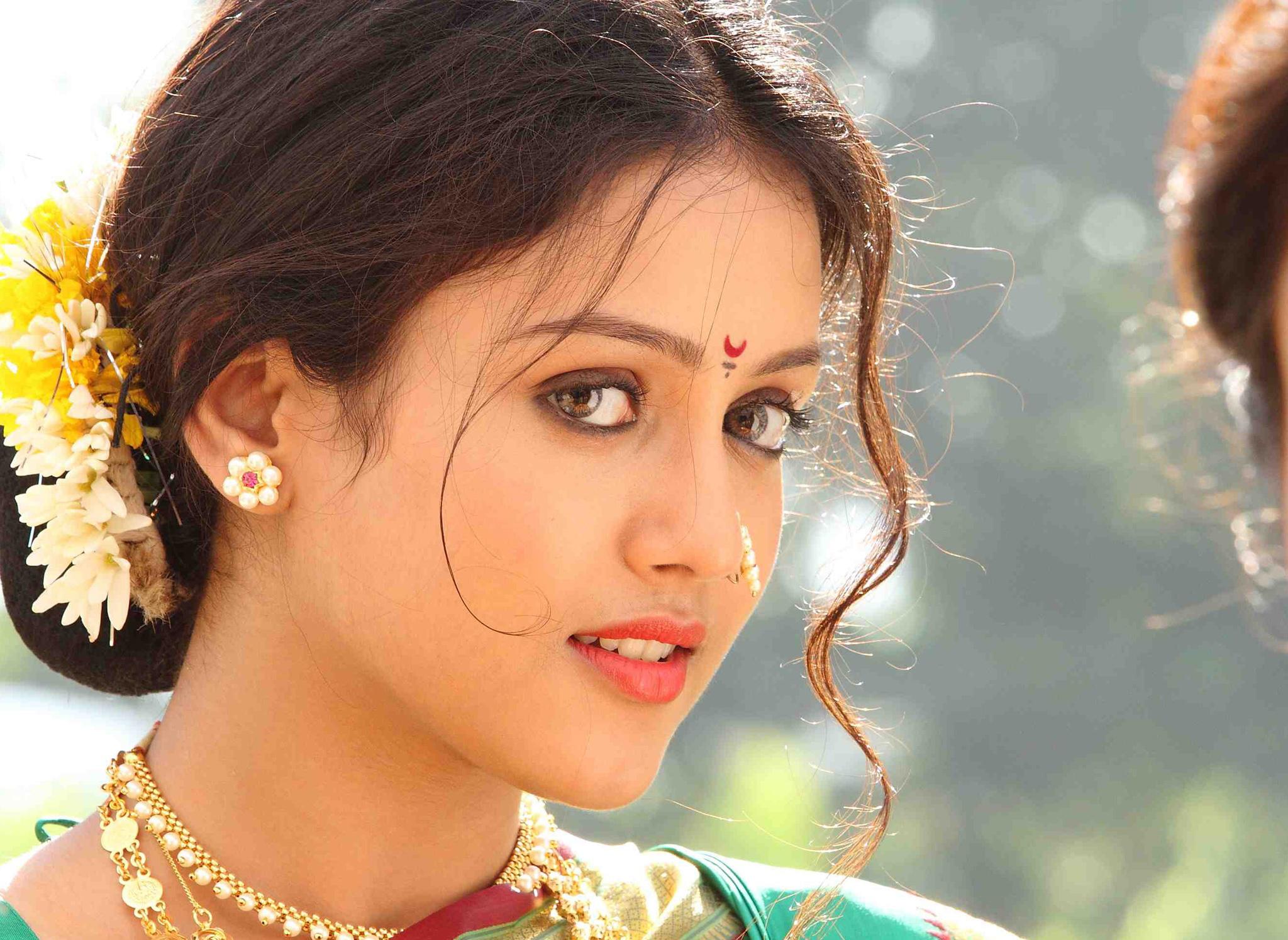 Mishti Chakraborty actress better known as 'Vicco Girl ...