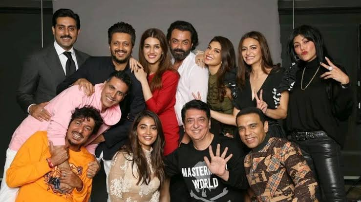 WOW! Housefull 5 To Bring In The Couples From Previous Parts?