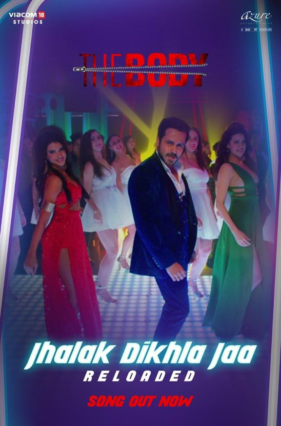Jhalak Dikhla Jaa Reloaded From THE BODY Is Out!