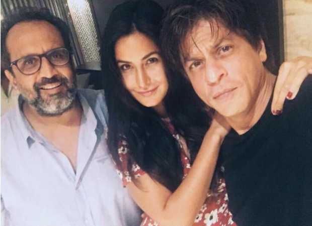 Shah Rukh Khan Teams Up With Katrina Kaif & Aanand L Rai For Hindi Remake Of A Korean Film?