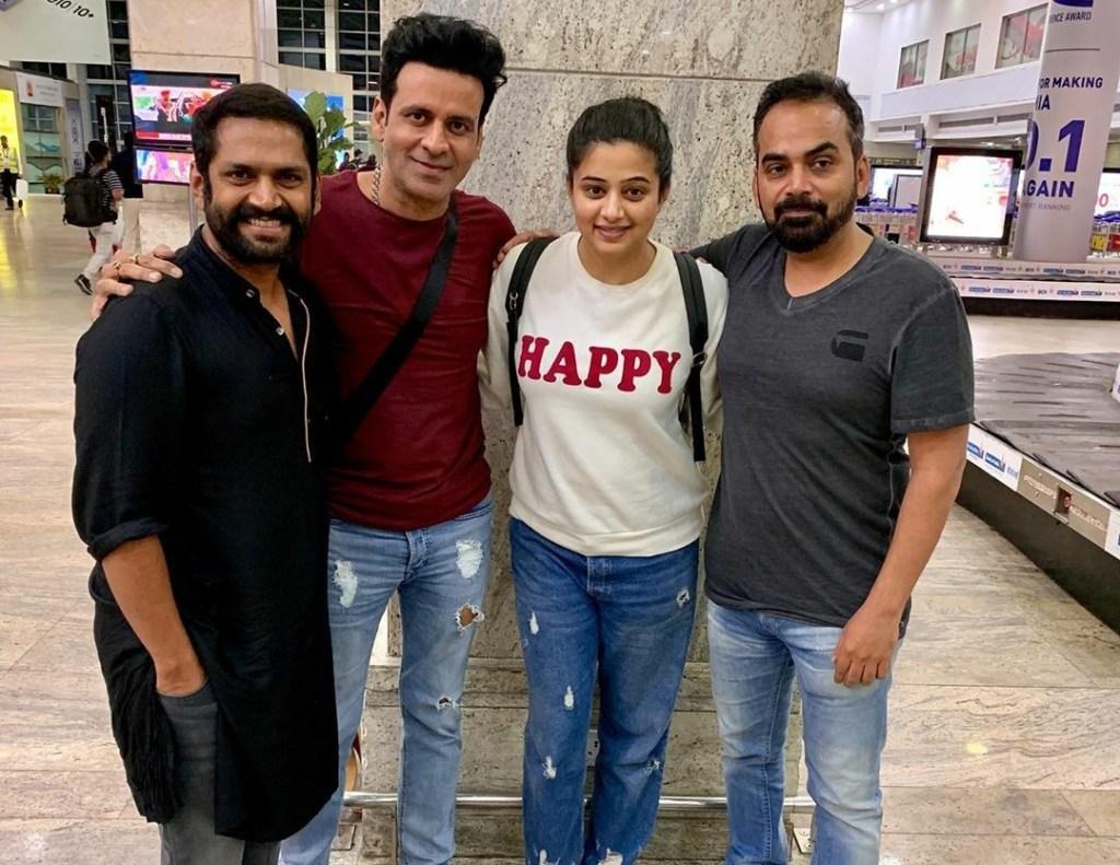 Manoj Bajpayee Starrer THE FAMILY MAN Season 2 Goes On Floors