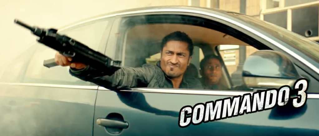 Commando 3 Movie Review: Vidyut  Kills Many Goons & Our Expectations