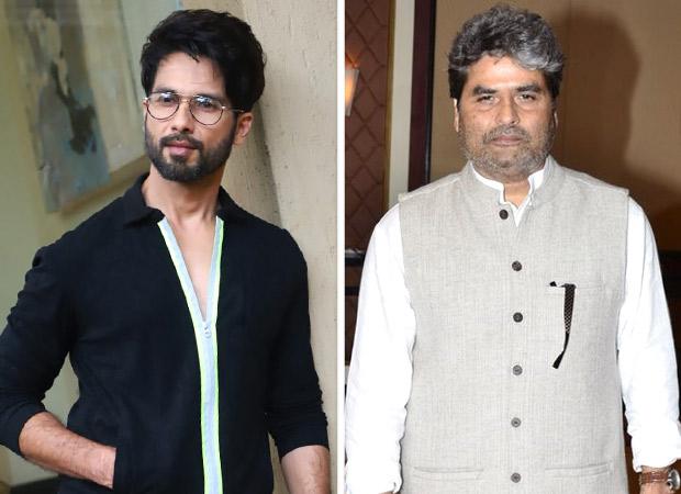 Shahid Kapoor Meets Vishal Bhardwaj