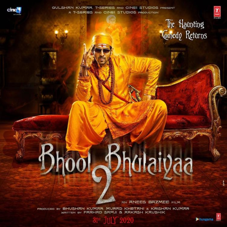 Kartik Aaryan-Kiara Advani Is All Set To Start BHOOL BHULAIYAA 2