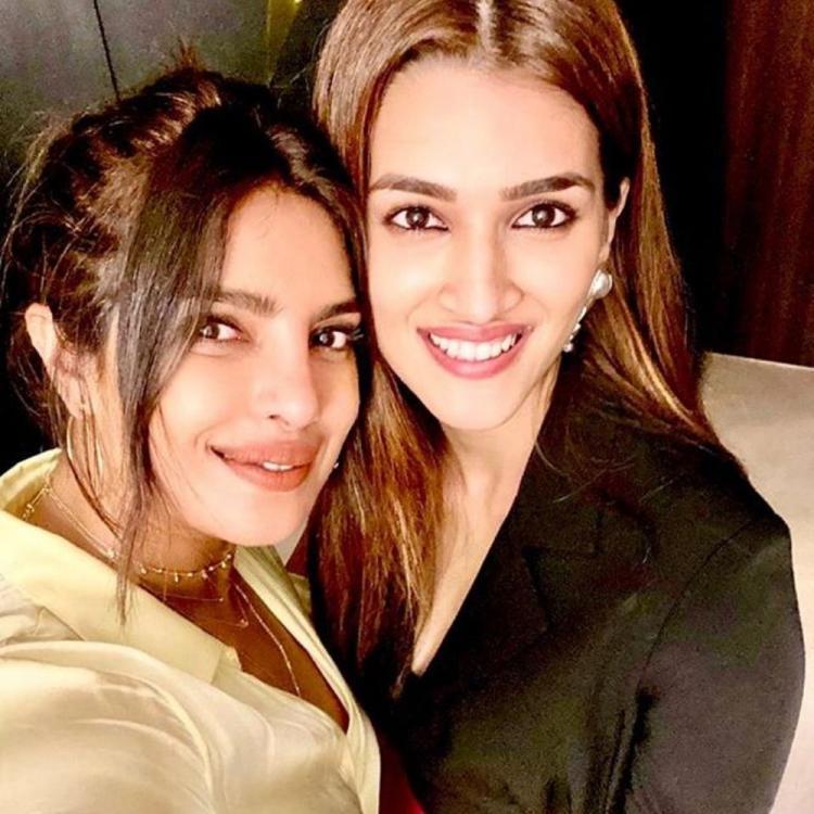 Kriti Sanon And Priyanka Chopra Finds Relation Between Kashi Bai Parvati Bai