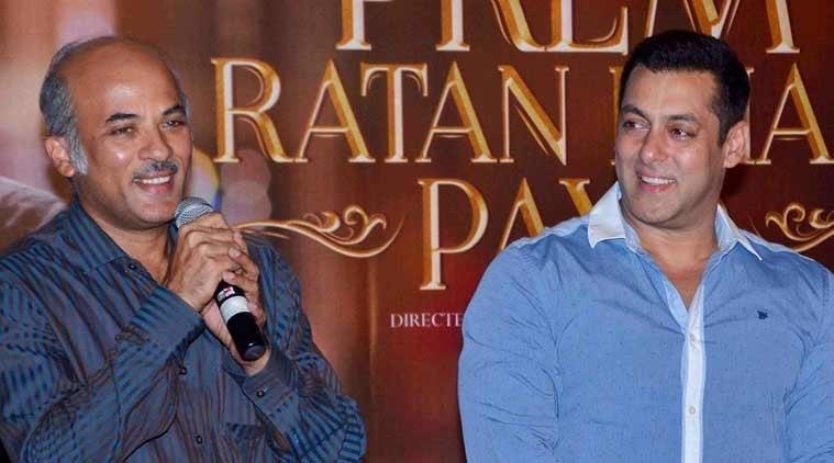 Sooraj Barjatya's Son Will Not Debut With Kartik Aaryan But Salman Khan
