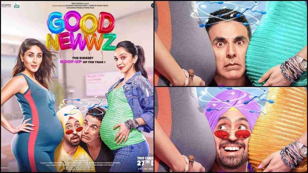Good Newwz's Advance Booking Open Now: Akshay Kumar Fans, Assemble!