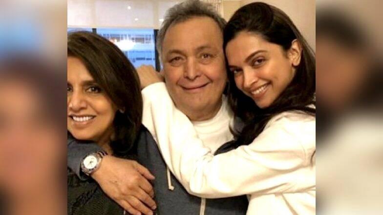 Deepika Padukone To Work With Rishi Kapoor?