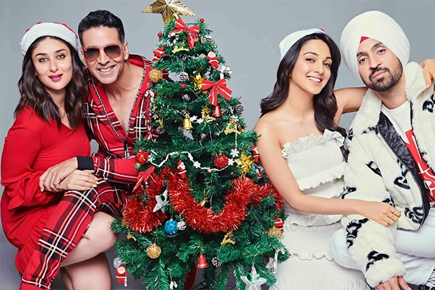 Akshay Kumar & Team Good Newwz REVEAL Their Christmas Wishes For The Fans
