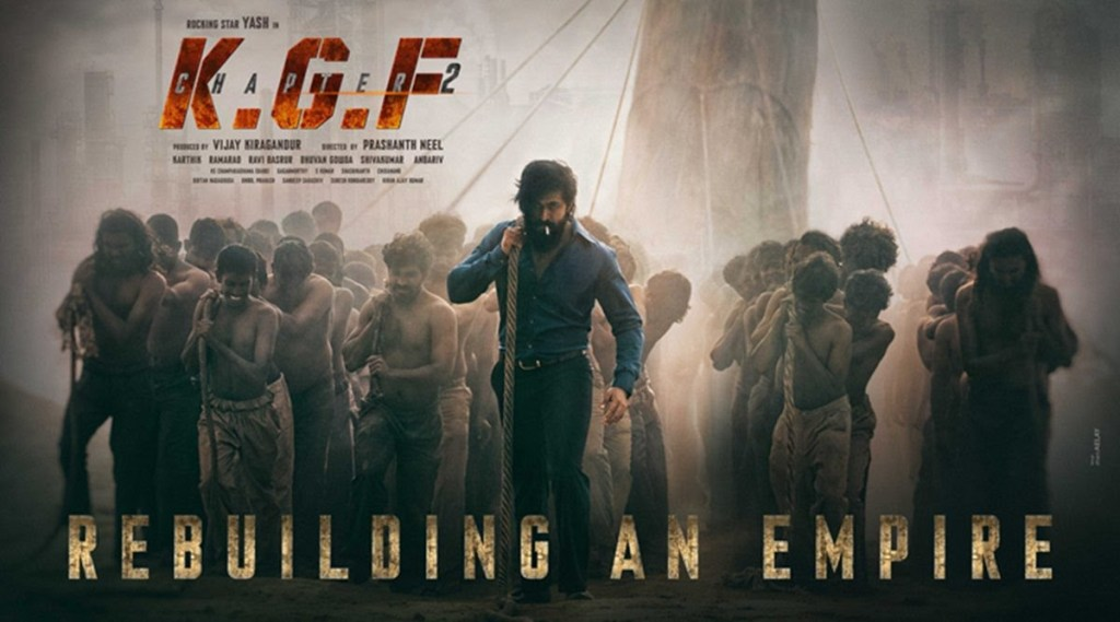KGF Chapter 2: Yash Kills With His Charm In This Rustic Yet Dapper First Look!