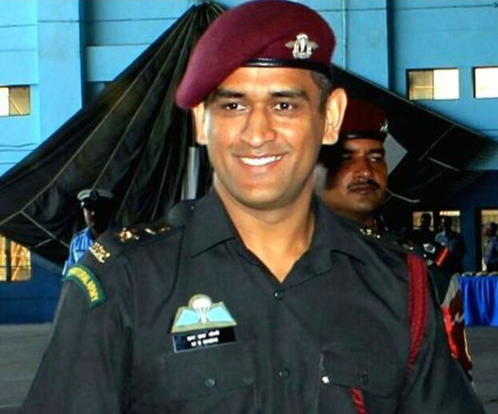 Mahendra Singh Dhoni to produce a show based on Indian Army's life