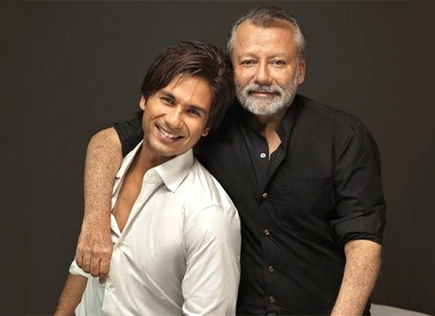 Shahid Kapoor Welcomes Father Pankaj Kapoor On-Board For Jersey Remake