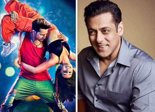 Street Dancer 3D's Trailer To Be Launched By Salman Khan?