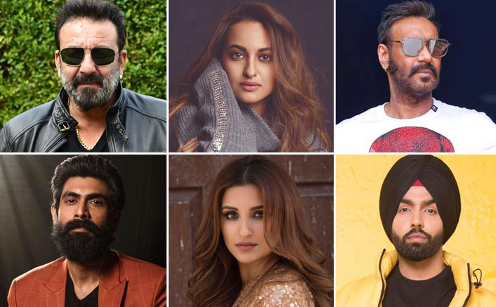 Ajay Devgn, Sanjay Dutt, Sonakshi Sinha's Bhuj: The Pride Of India Halted Until Further Notice!