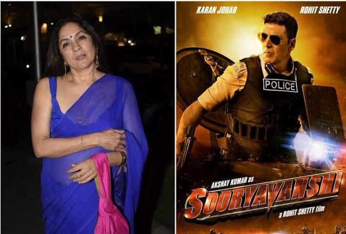 Neena Gupta EXITS Akshay Kumar's Sooryavanshi For THIS Reason