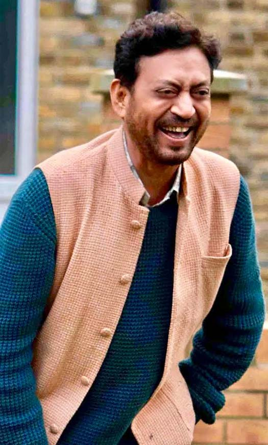 Irrfan Khan's Look From ANGREZI MEDIUM Is Out & He Looks The Happiest