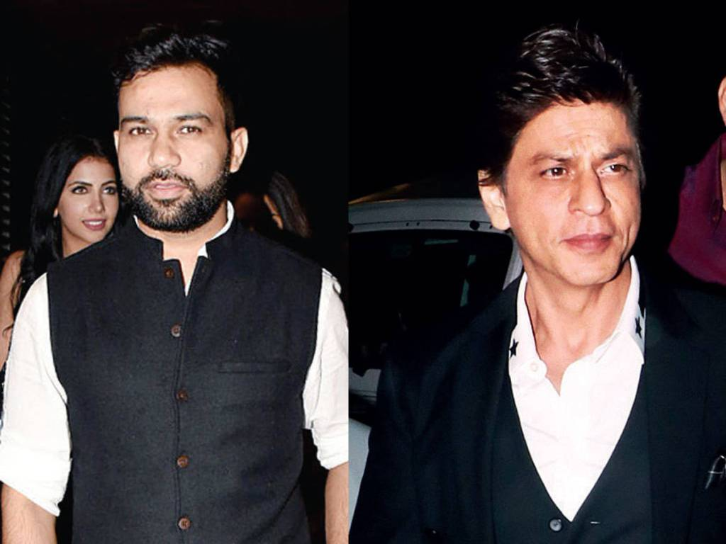 Shah Rukh Khan Attending Ali Abbas Zafar's Birthday Party Fuels The Rumours Of A Film Yet Again